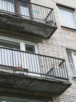 Установленные пластиковые окна и дверь на балкон. г. Пушкин, бульвар Алексея Толстого.