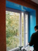 Установка пластикового окна. г. Пушкин, бульвар Алексея Толстого.