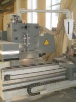 Единственный в Европе угловой автоматический деревообрабатывающий центр
