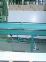 Станок-листогиб для изготовления водоотливов